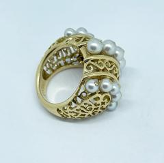 Mellerio dits Meller Mellerio Paris 1940s ring - 1854558