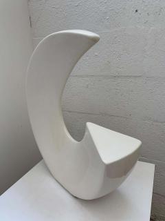 Memphis Group Postmodern Asymmetrical Vase by McRon 1994 USA - 1626248