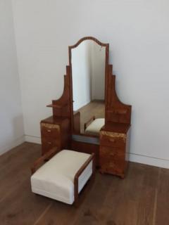 Mercier Fr res Art deco bedroom suite by mercier freres - 1766738