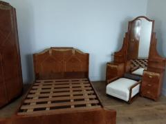 Mercier Fr res Art deco bedroom suite by mercier freres - 1766743