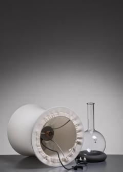 Meroni Gianfranco Frattini Lotus Table Lamp for Meroni Italy 1960s - 2066497