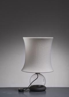 Meroni Gianfranco Frattini Lotus Table Lamp for Meroni Italy 1960s - 2066498