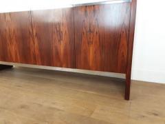 Merrow Associates Merrow Associates mid century rosewood sideboard credenza - 1942756
