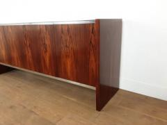 Merrow Associates Merrow Associates mid century rosewood sideboard credenza - 1942760