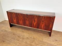 Merrow Associates Merrow Associates mid century rosewood sideboard credenza - 1942761