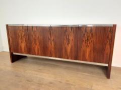 Merrow Associates Merrow Associates mid century rosewood sideboard credenza - 1942763