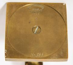 Metallslojden Gusum Pair of Swedish Brass Candlesticks - 2005158
