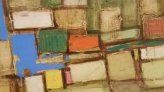 Minoru Brutalist Abstract Painting - 1255708
