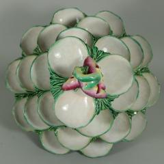 Minton Minton Majolica Four Tiered Oyster Stand - 2003739