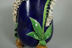Minton Minton Majolica Lily of the Valley Vase - 1755182