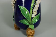 Minton Minton Majolica Lily of the Valley Vase - 1755183
