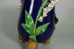 Minton Minton Majolica Lily of the Valley Vase - 1755184