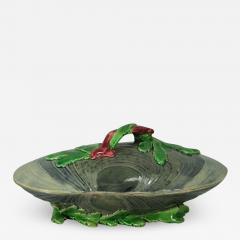 Minton Minton Majolica Mussel Dish and Cover - 2053682