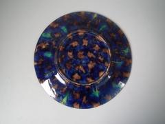 Minton Minton Majolica Palissy Ware Plate - 1959344
