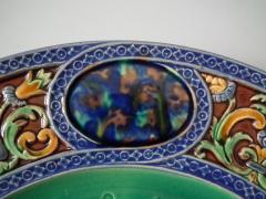 Minton Minton Majolica Palissy Ware Plate - 1959350