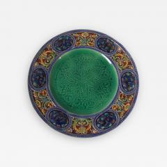 Minton Minton Majolica Palissy Ware Plate - 1959962