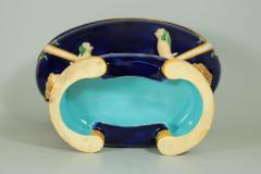 Minton Minton Majolica Putti Figural Bowl - 1958339
