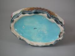 Minton Minton Majolica Shell Flower Holder - 1744939