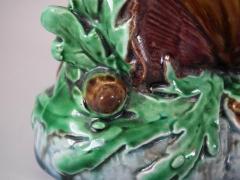 Minton Minton Majolica Shell Flower Holder - 1744945