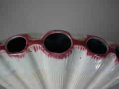 Minton Minton Majolica Shell Flower Holder - 1744947