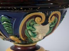 Minton Monumental Minton Majolica Ewer and Stand - 1766432