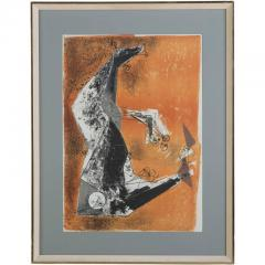 Miracolo by Marino Marini lithograph in colours - 838283