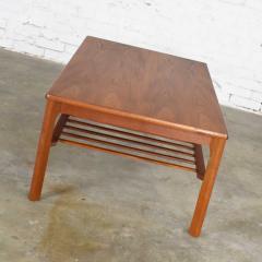 Mobelfabrikken Toften Vintage danish mid century modern coffee table in teak by mobelfabrikken toften - 1624687