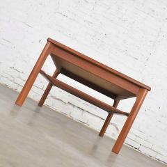 Mobelfabrikken Toften Vintage danish mid century modern coffee table in teak by mobelfabrikken toften - 1624727