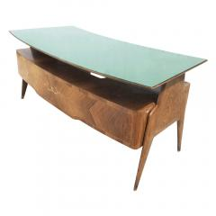 Mobilificio Dassi Large Executive Desk by Dassi Italy 1960s - 1390086
