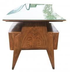 Mobilificio Dassi Large Executive Desk by Dassi Italy 1960s - 1390092