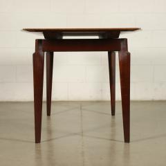 Mobilificio Dassi Table Dassi Edmondo Palutari Beech Lissone Italy 1960s - 2134057