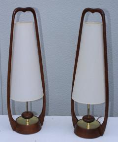 Modeline 1960s Mid Century Modern Table Lamps By Modeline - 1354191