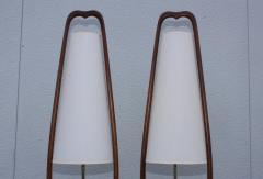Modeline 1960s Mid Century Modern Table Lamps By Modeline - 1354192