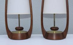 Modeline 1960s Mid Century Modern Table Lamps By Modeline - 1354198