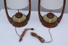 Modeline 1960s Mid Century Modern Table Lamps By Modeline - 1354199
