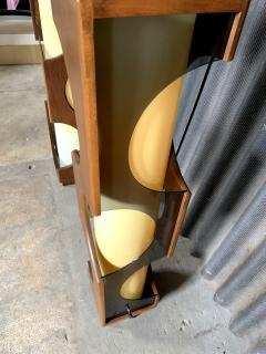 Modeline Modeline Monumental Mid Century Modern Lucite Lamps - 1524529