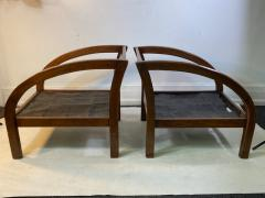 Modernage Furniture Company PAIR OF ART DECO D CHAIRS DESIGNED BY MODERNAGE - 1642219