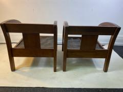 Modernage Furniture Company PAIR OF ART DECO D CHAIRS DESIGNED BY MODERNAGE - 1642221