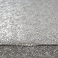 Montage Prism Bench in Sharkskin Motif Leather by Montage - 896110