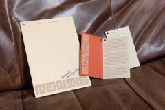 Montis The Rock Sofa for Montis by Gerard Van Den Berg 1970s - 1051827
