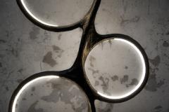 Morghen Studio Light Sculpture Autopoiesis - 887447