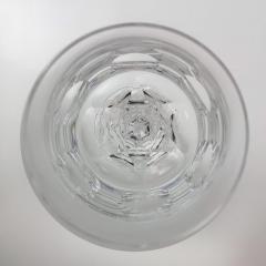 Moser Set of Six Large High End Crystal Goblets by Moser Glassworks - 1318554