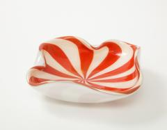 Murano 1960s Mid Century Modern Murano Glass Decorative Bowl - 1930846