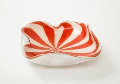 Murano 1960s Mid Century Modern Murano Glass Decorative Bowl - 1930848