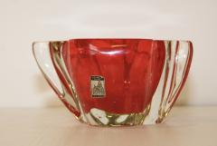 Murano Glass Sommerso 1950s Venetian Murano Glass Bowl - 1091448