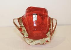 Murano Glass Sommerso 1950s Venetian Murano Glass Bowl - 1091453