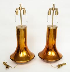 Murano Luxury Glass MGL Donghia Gold Murano Glass Lamps - 781265