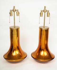 Murano Luxury Glass MGL Donghia Gold Murano Glass Lamps - 781266