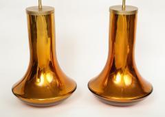 Murano Luxury Glass MGL Donghia Gold Murano Glass Lamps - 781267