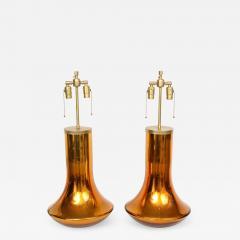 Murano Luxury Glass MGL Donghia Gold Murano Glass Lamps - 784581